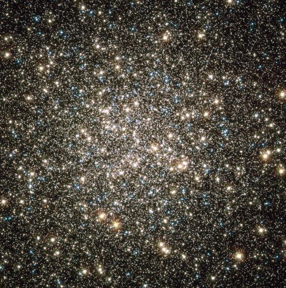 Hubble M13 nucleus
