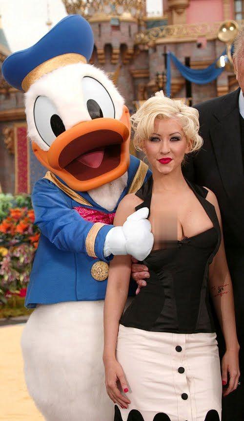 A Christina Aguilera