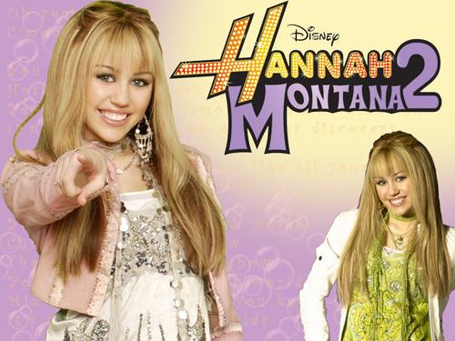 A Disney Hannah